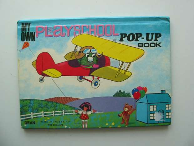 Photo of MY OWN PLAYSCHOOL POP-UP BOOK published by Dean & Son Ltd. (STOCK CODE: 991496)  for sale by Stella & Rose's Books