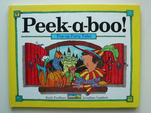 Photo of PEEK-A-BOO POP-UP FAIRY TALES written by Faulkner, Keith illustrated by Lambert, Jonathan published by Chad Valley Books (STOCK CODE: 991599)  for sale by Stella & Rose's Books