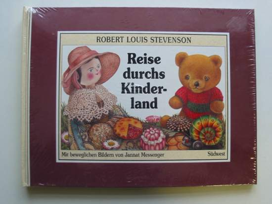 Photo of REISE DURCHS KINDERLAND written by Stevenson, Robert Louis illustrated by Messenger, Jannat published by Sudwest (STOCK CODE: 991699)  for sale by Stella & Rose's Books