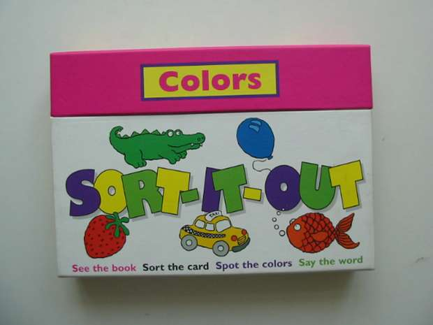 Photo of SORT-IT-OUT COLORS published by Smithmark (STOCK CODE: 991799)  for sale by Stella & Rose's Books