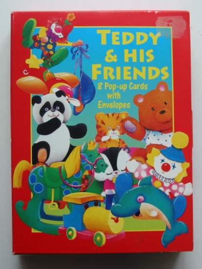 Photo of TEDDY & HIS FRIENDS published by Ted Smart (STOCK CODE: 991842)  for sale by Stella & Rose's Books